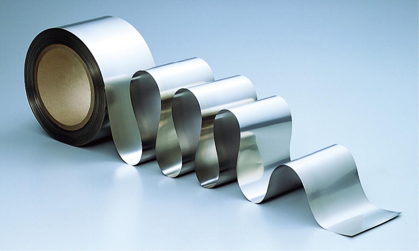 鋼帯製品 | 日本金属株式会社